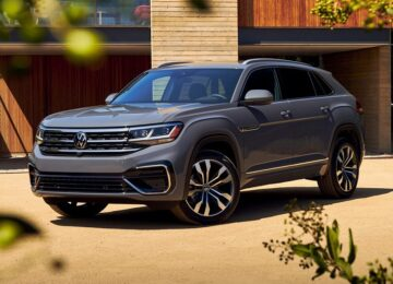 2022 VW Atlas r line