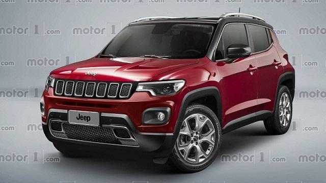 2022 jeep baby suv price