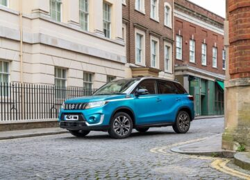 new 2022 Suzuki Grand Vitara
