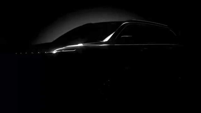 2022 Jeep Commander teaser