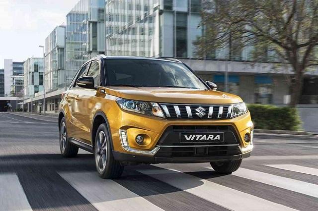 2022 Suzuki Vitara