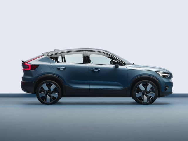 2022 Volvo XC40 facelift
