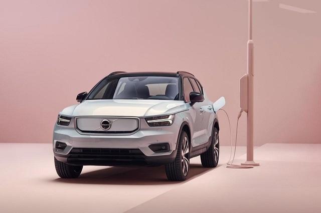 2022 Volvo XC40 recharge