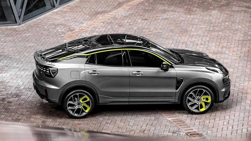 2022 Volvo XC40 redesign