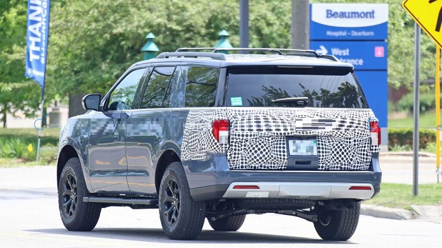 2023 Ford Expedition Changes