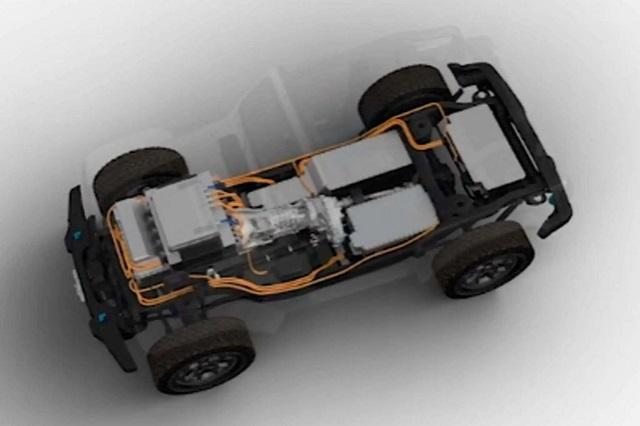 2023 Jeep Wrangler magneto concept