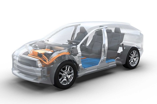 2023 Subaru Solterra release date