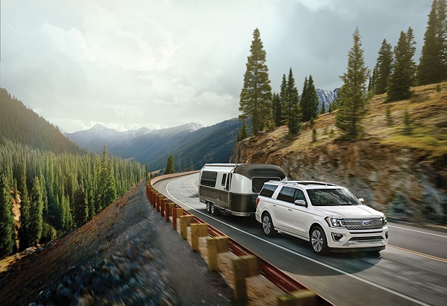 2022 Best SUVs for Towing ford expedition