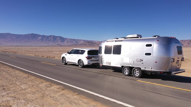 2022 best SUVs for towing nissan armada