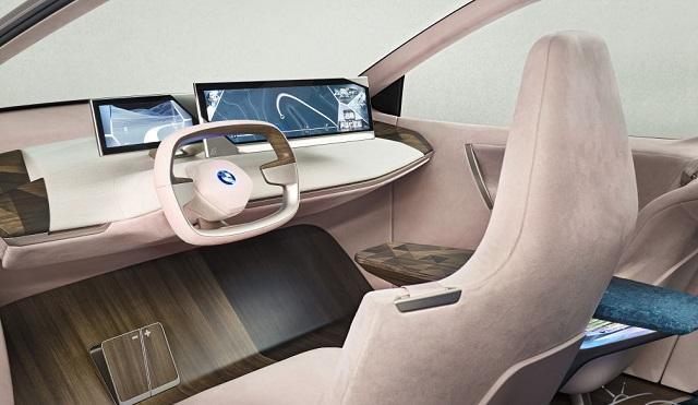2023 BMW Urban X interior