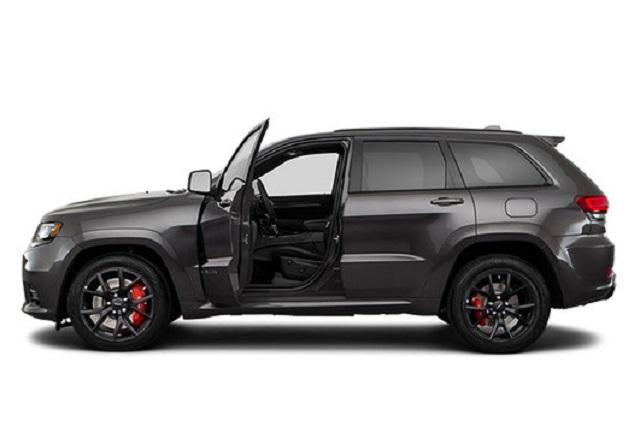 2023 Jeep Grand Cherokee srt