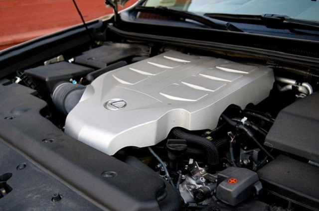 2023 Lexus GX 460 specs