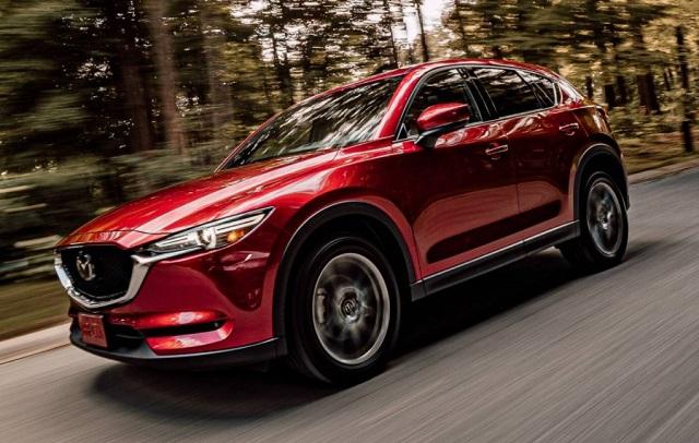 2023 Mazda CX-5 release date