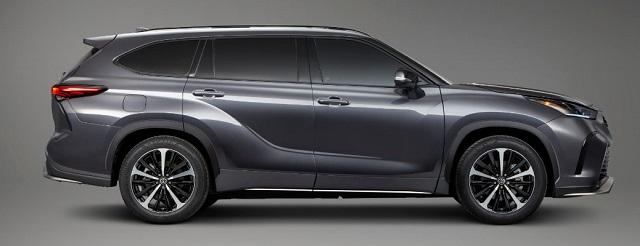 2023 Toyota Grand Highlander