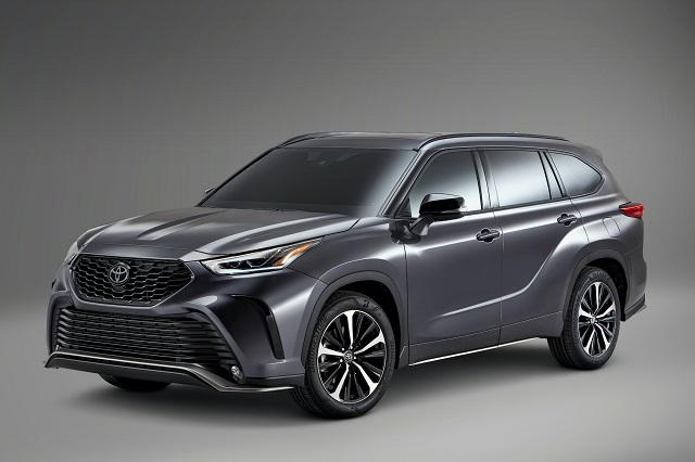 2023 Toyota Highlander and Grand Highlander