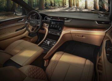 2023 jeep grand cherokee l