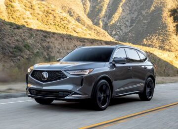 2023 Acura MDX Hybrid Release Date