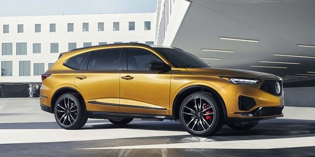 2023 Acura MDX Hybrid type s