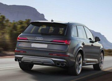 2023 Audi sQ7