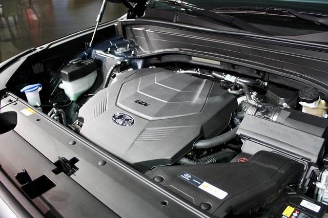 2023 Hyundai Palisade specs