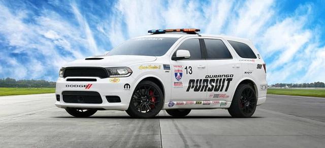 2023 Dodge Durango police interceptor