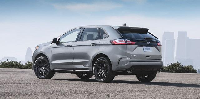 2023 Ford Edge price