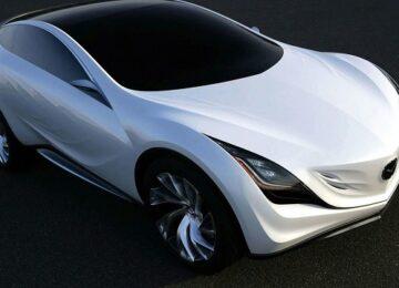 2023 Mazda CX-7 concept