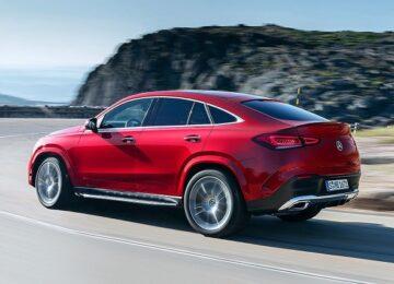 2023 Mercedes GLE 580