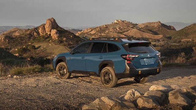 2023 Subaru Forester Wilderness