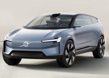 2023 Volvo XC90 redesign