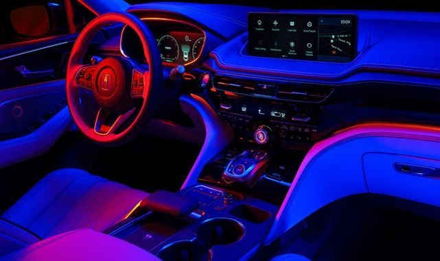 2023 Acura RDX interior