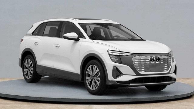 2023 Audi Q5 e tron