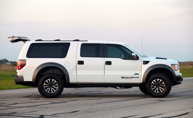 2023 Ford Excursion