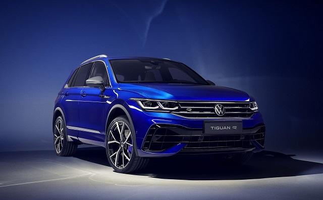 2023 VW Tiguan R