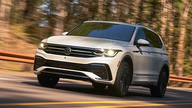 2023 VW Tiguan release date